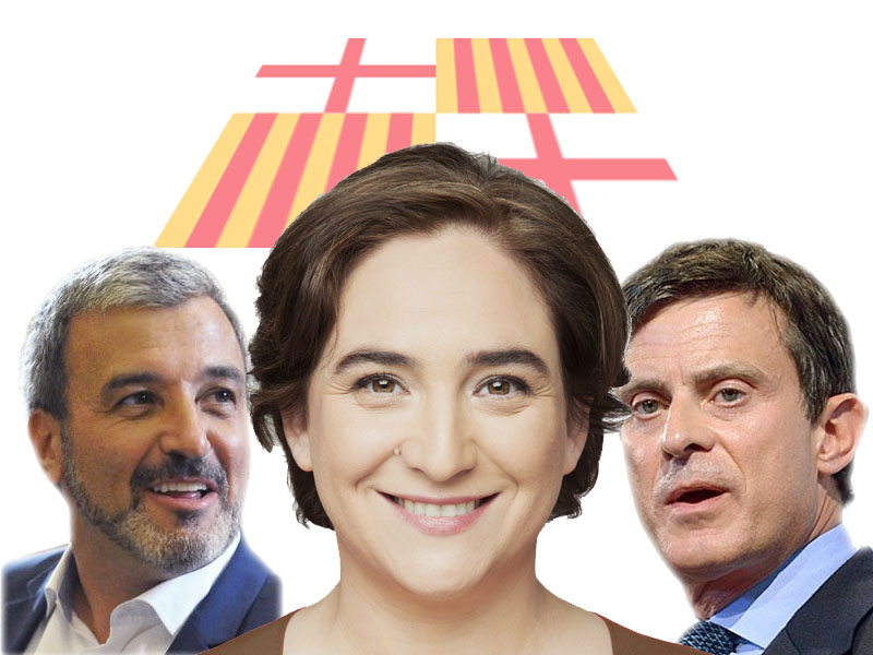 High politics in Barcelona